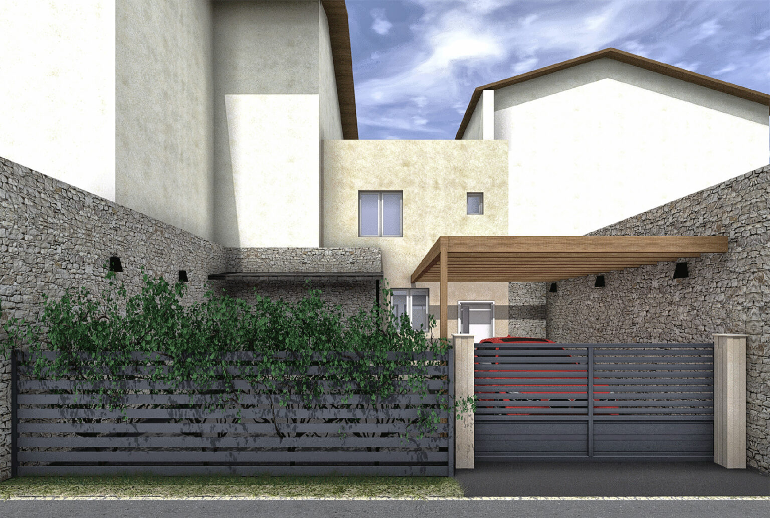 Construction maison gresivaudan